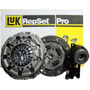 Kit Embreagem Ecosport Xl 16 8v Flex 2007 2008 2009 2010 Luk