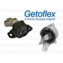 Calço Coxim Dir Esq Motor Fiesta Courier Ka - Orig Getoflex