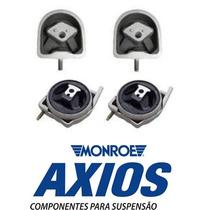 Kit Calços Coxim Motor Câmbio Classe A 160 190 - Axios
