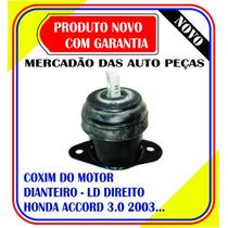 Honda Coxim Do Motor Ld/direito Diant Accord 3.0 50820sdaa01