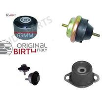Kit Especial Calço Coxim Motor 206 / 207 - Tudo 1ª Linha
