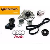 Kit Correia Dentada Tensor Bomba D Agua Audi A4 2.6/2.8 30v