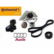 Kit Correia Dentada Tensor Bomba D Agua Audi A4 2.6/2.8 12v