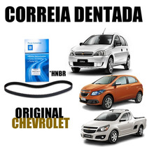 Correia Dentada Gm Corsa Celta Montana Onix Original Gm Hnbr