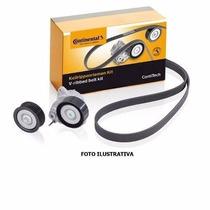 Kit Correia Dentada Contitech Astra Vectra Zafira 1.8/2.0 8v