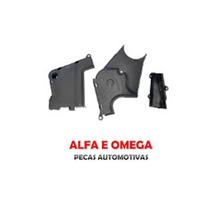 Kit Capa Correia Uno Fire 1.0 8v 2002/... Gas - Flex Todos
