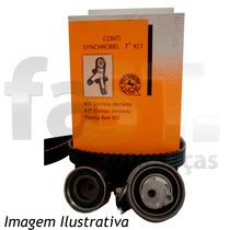 Kit Correia Dentada Contitech Fiat Linea 1.9 16v