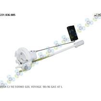 Bóia De Combustível Saveiro 1.6 8v Gasolina 90/96 - Vdo