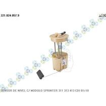Sensor Nível C/ Módulo Sprinter 313 413 Cdi 01/10 - Vdo
