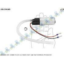 Bomba Combustível Montana 1.8 8v Flex 03/05 - Vdo