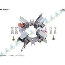Porta Escova Para Motor De Partida Mwm D229-6¿ Krug