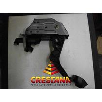 Pedal Embreagem Hidraulica Suporte E Cilindro Fox 6q0721373c
