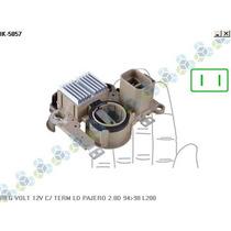Regulador De Voltagem 14v Mitsubishi Pajero 3.2 04 - Ikro