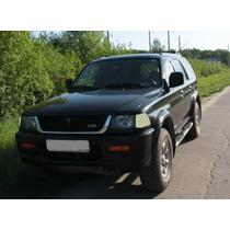 Farol Direito Original Mitsubishi Pajero Sport 98 99