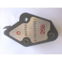Regulador Voltagem Alternador Delco Chevette Opala 2 Saidas
