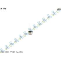 Diodo Positivo P/ Alternador 25a 330v 0.1ma - Ikro