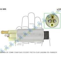 Bomba De Combustível Escort 93/... Gasolina - Gauss