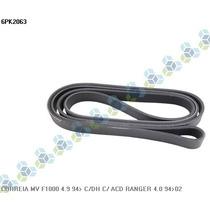 Correia Poly V Ford F1000 Ford 4.9 I 94/... - Contitech