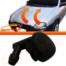 Esguicho Parabrisa Dianteiro Corsa Hatch Sedan Wagon Pick Up