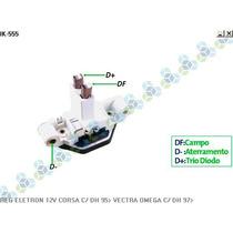 Regulador Eletronico 14v Polo Classic 1.6mi 1.8mi - Ikro