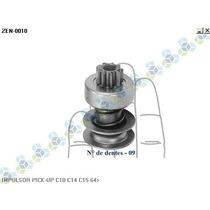 Impulsor Bendix Motor Partida Pickup C10 C14 C15 64...- Zen
