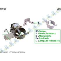 Regulador De Voltagem 14v Mitsubishi Pajero 2.5l - Ikro