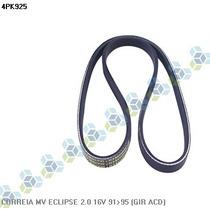Correia Poly V Mitsubishi Eclipse 2.0 16v 91/95 - Contitech