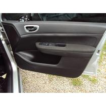Forro De Porta Dianteiro Direito (s/ Acessorios) Peugeot 307