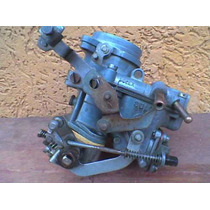 Carburador Solex H 32 Dis Para Fiat Gasolina