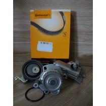 Kit Correia Dentada/tensor/bomba D Agua Audi A3 1.8 20v