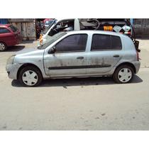 Motor De Arranque Renault Clio 1.6 16v Ano 2008