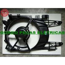 Defletor Do Motor Da Ventoinha Celta / Prisma 2007 Em Diante