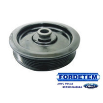 Polia Bomba Direção Hidraulica F1000 4.9 6cc 94/98