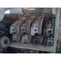 Cabeçote Motor Kombi,fusca E Derivados 6 Aletas 1600cc
