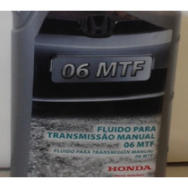 Óleo Cãmbio Manual - Honda Civic - Mtf