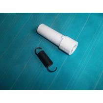 Pedal Freio E Embreagem Uno (plastico Eixo Pedais + Mola)
