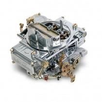 Carburador Quadrijet Holley 600 Cfm Vácuo Polido V8