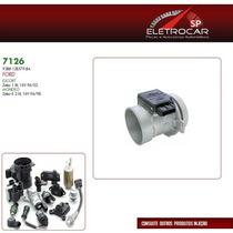 Sensor De Fluxo De Ar Do Ford Escort Zetec 1.8l 16v 96 A 02,