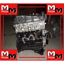 Motor Parcial Toyota Hilux Sw4 3.0 Turbo Diesel Ano 2014