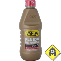 Oleo Fluido De Freio Vargas Dot-4 500ml