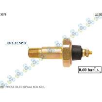 Interruptor De Pressão Do Óleo Gm Opala - 3rho