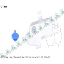 Reservatório Limpador De Parabrisa Celta 01/01 - Gonel