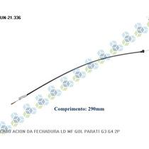 Cabo Fechadura Direita Massey Ferguson Gol G3 - Universal