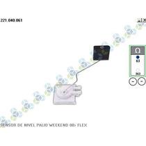 Sensor Nível Palio Weekend 1.3 16v Fire Flex 06/10 - Vdo