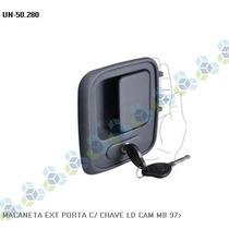 Maçaneta Porta Direita Caminhão Mercedes 97/... - Universal