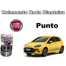 Rolamento Roda Dianteira Fiat Punto C/abs 1.4