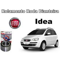 Rolamento Roda Dianteira Fiat Idea C/abs 1.4