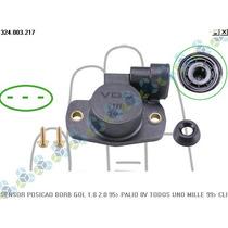 Sensor Posição Borboleta Santana 1.8 8v Gasolina 95/04 - Vdo