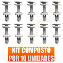 Kit Grampo Forro Porta Silverado Grand Blazer 10 Peças Novo