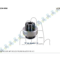 Impulsor Bendix Motor Partida Blazer 4.3 V6 C/ Partida - Zen